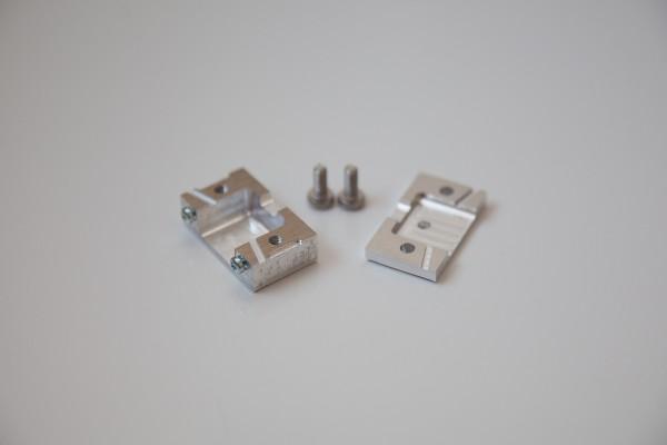 Sub-D 9 polig Stecker Form